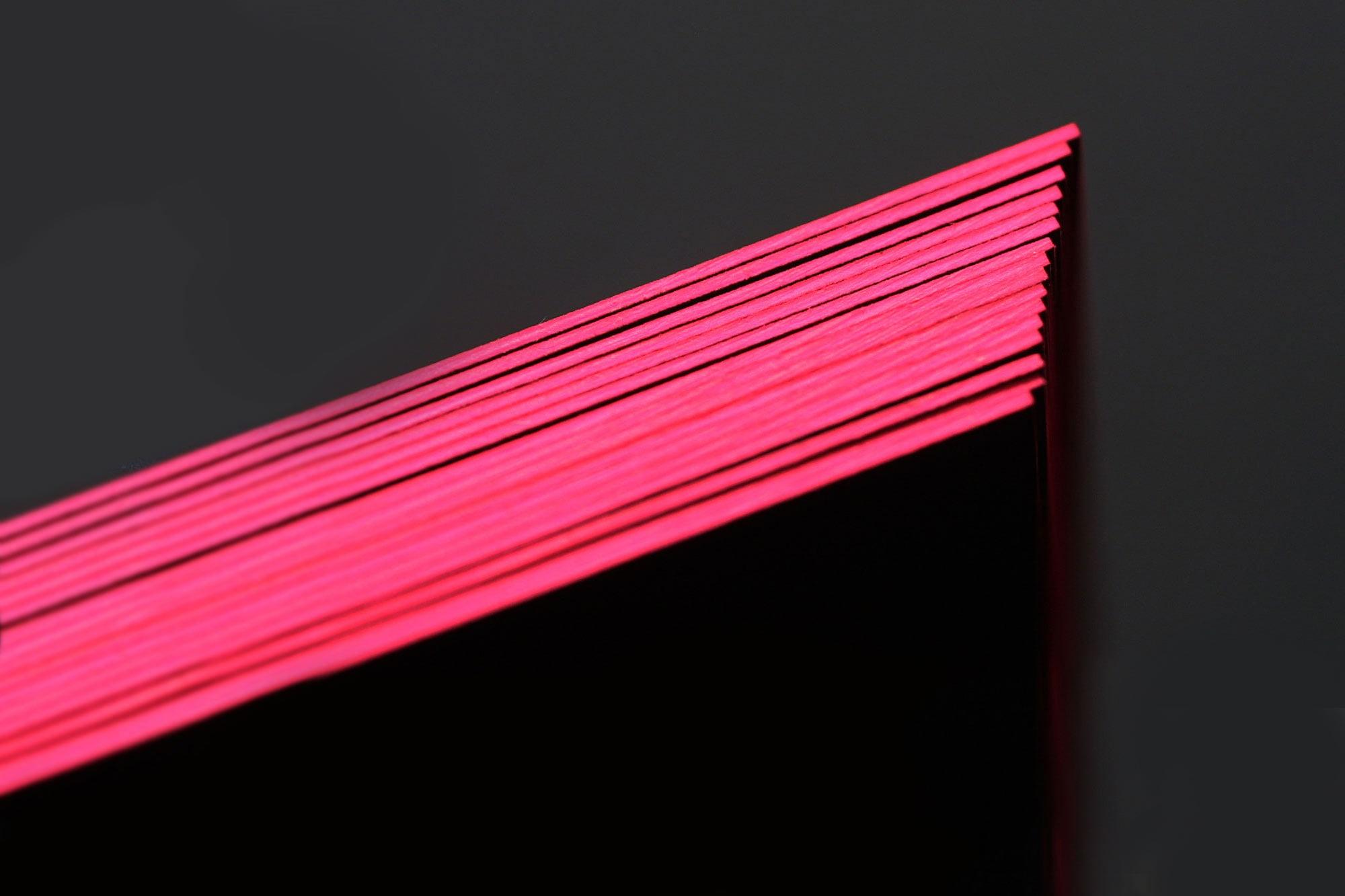 Letterpress Druckerei Blindprägung Heißfolienprägung